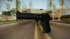 Desert Eagle Black для GTA San Andreas