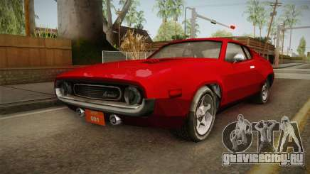 Driver: PL - Cerrano для GTA San Andreas