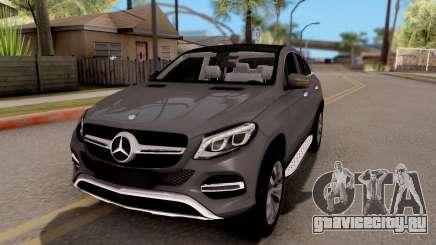 Mercedes-Benz GLE 350d для GTA San Andreas