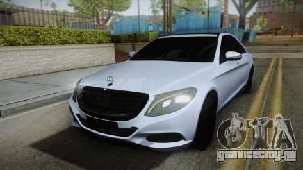 Mercedes-Benz S350 Bluetec для GTA San Andreas