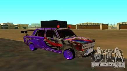 ВАЗ 2103 МегаЗвук для GTA San Andreas