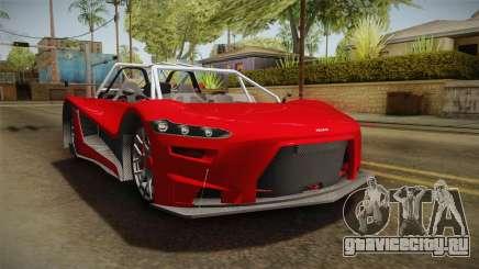 GTA 5 Hijak Ruston для GTA San Andreas