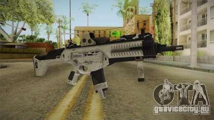 CoD: Ghosts - ARX-160 Holographic для GTA San Andreas