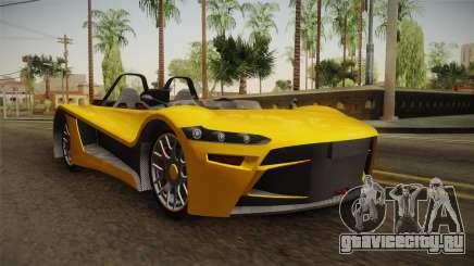 GTA 5 Hijak Ruston IVF для GTA San Andreas