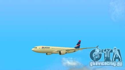 Airbus A330-200 LATAM Airlines для GTA San Andreas