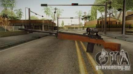 M14 Sniper Rifle для GTA San Andreas