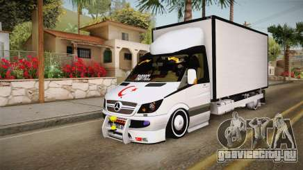 Mercedes-Benz Sprinter v3 для GTA San Andreas
