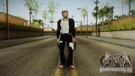 Logan The Movie - Logan для GTA San Andreas второй скриншот