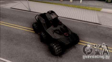 Goliath UGV для GTA San Andreas вид справа