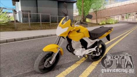 Honda Titan 150 Mix для GTA San Andreas