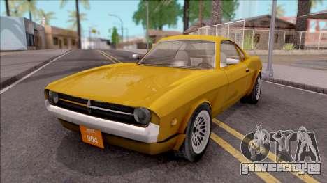 Driver PL Brooklyn V.2 для GTA San Andreas