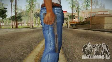 Glock 17 Silenced v2 для GTA San Andreas третий скриншот
