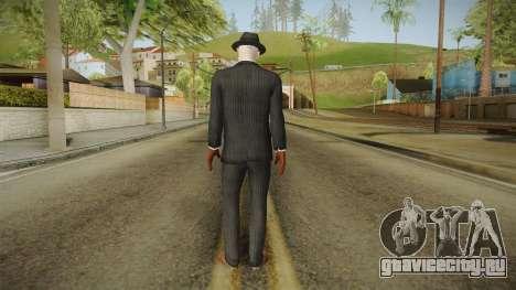 Hitman: Absolution - Hitman 47 Public Enemy для GTA San Andreas третий скриншот