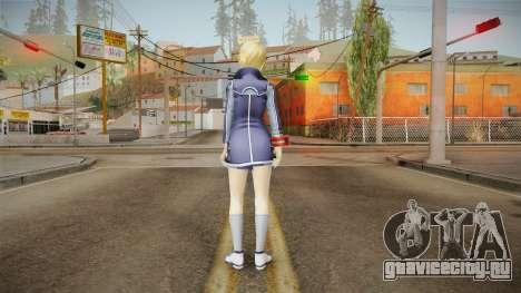 Gods Eater: Ressurection - Annette Koenig для GTA San Andreas третий скриншот