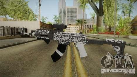 Call of Duty: Advance Warfare AK-12 для GTA San Andreas второй скриншот