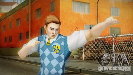 Tad Spencer from Bully Scholarship для GTA San Andreas