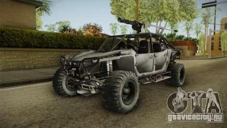 Ghost Recon Wildlands - Unidad AMV IVF для GTA San Andreas