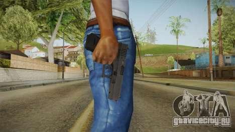 Glock 17 3 Dot Sight Yellow для GTA San Andreas третий скриншот