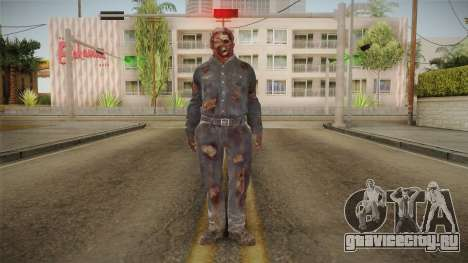 Friday The 13th - Jason Voorhees (Part IX) v2 для GTA San Andreas второй скриншот