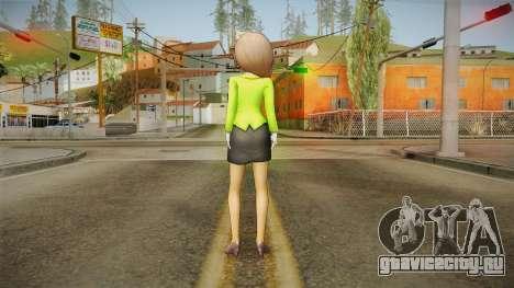 Chihiro Skin для GTA San Andreas третий скриншот