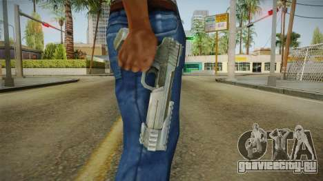 The Scourge Project - Nogaris Pistol для GTA San Andreas третий скриншот
