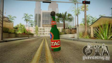 Molotov Cocktail China Wind для GTA San Andreas второй скриншот