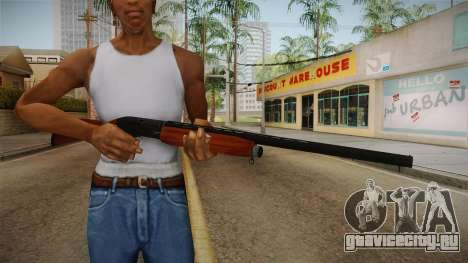 Baikal MP-153 Semi-Automatic Shotgun для GTA San Andreas третий скриншот