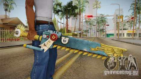 W40K: Deathwatch Chain Sword v3 для GTA San Andreas