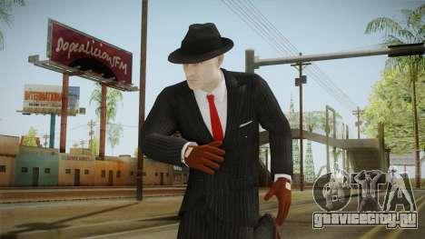 Hitman: Absolution - Hitman 47 Public Enemy для GTA San Andreas