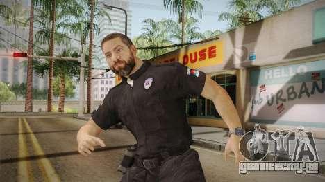 Serbian Border Police Skin для GTA San Andreas