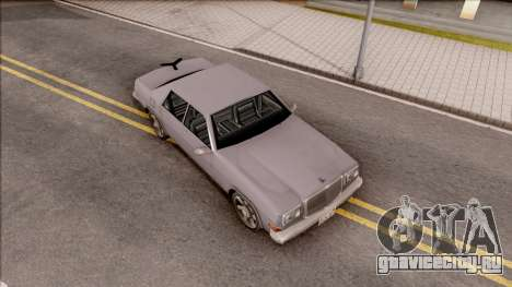 Stepfather Car from Bully для GTA San Andreas вид справа