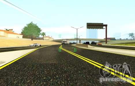 Новый прицел для автоматов и базуки для GTA San Andreas пятый скриншот