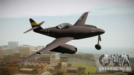 Messerschmitt Me-262 Schwalbe для GTA San Andreas