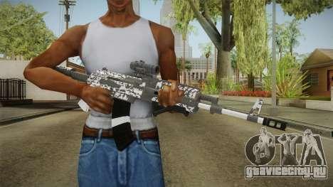 Call of Duty: Advance Warfare AK-12 для GTA San Andreas третий скриншот