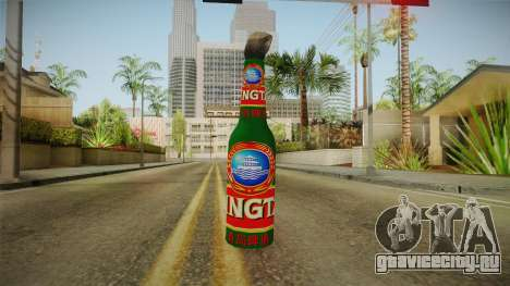 Molotov Cocktail China Wind для GTA San Andreas