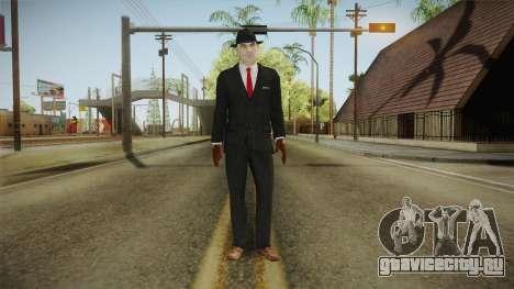 Hitman: Absolution - Hitman 47 Public Enemy для GTA San Andreas второй скриншот