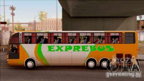 DIC EXPREBUS для GTA San Andreas вид слева