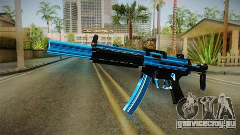 MP5 Fulmicotone для GTA San Andreas