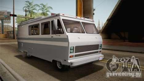GTA 5 Zirconium Journey Cleaner IVF для GTA San Andreas