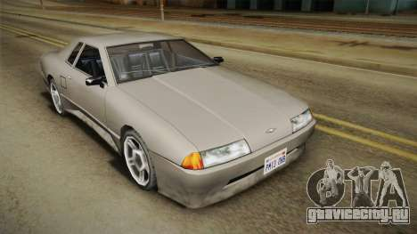 Убрать лобовое стекло для GTA San Andreas второй скриншот