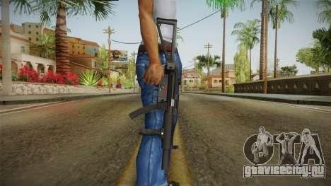 HK MP5 Silenced для GTA San Andreas третий скриншот