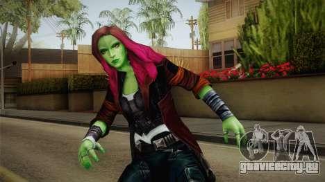 Marvel Future Fight - Gamora (GOTG Vol. 2) для GTA San Andreas