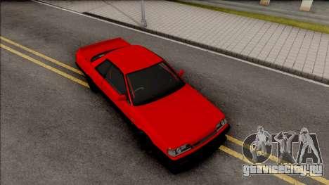 Nissan Skyline R31 v1.0 для GTA San Andreas вид справа