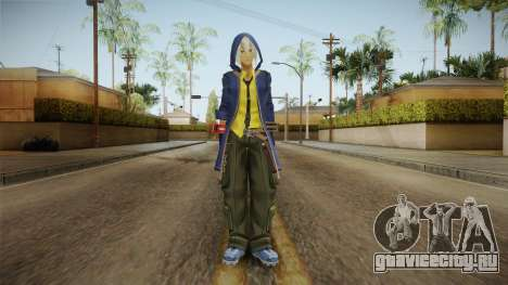 Gods Eater: Ressurection - Soma Schicksal для GTA San Andreas второй скриншот