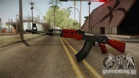 CF AK-47 для GTA San Andreas
