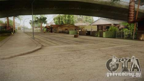 Grove Street Textures Edited для GTA San Andreas третий скриншот