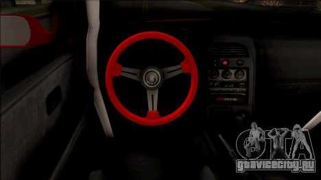 Nissan Skyline R33 Rocket Bunny v3 для GTA San Andreas