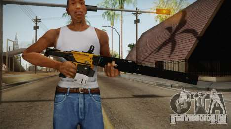CoD: Infinite Warfare - X-Eon для GTA San Andreas третий скриншот