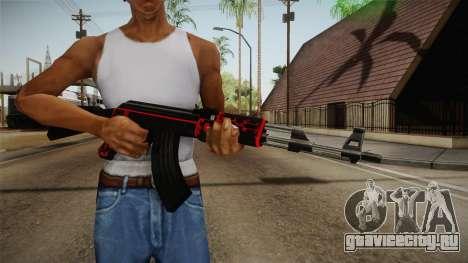 CF AK-47 v5 для GTA San Andreas