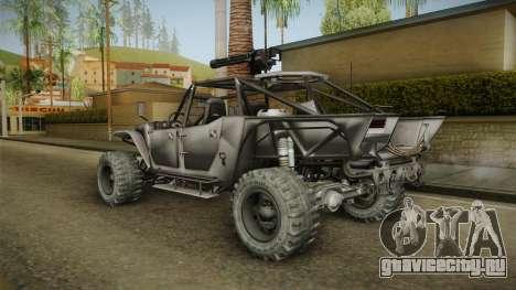 Ghost Recon Wildlands - Unidad AMV IVF для GTA San Andreas вид слева